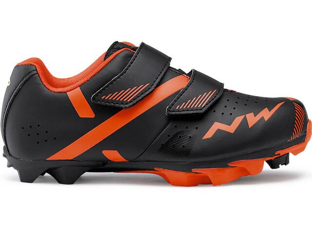Northwave Hammer 2 Shoes Juniors black/red